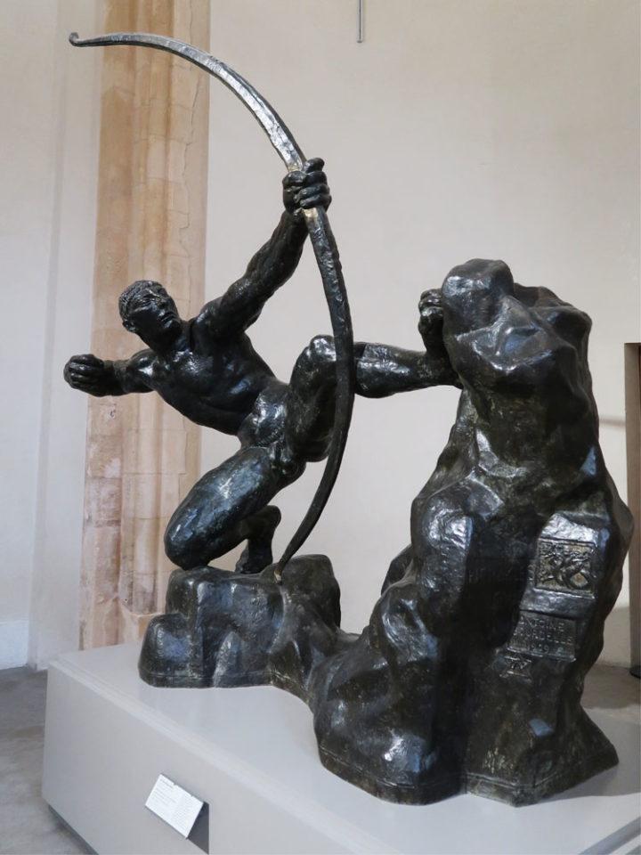 Héraklès archer