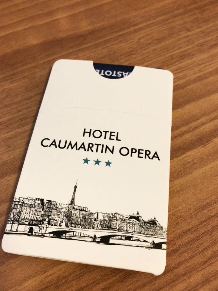 ホテル コーマルティン オペラ アストテル