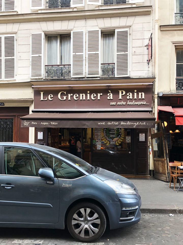 Le Grenier à Pain ル グルニエ ア パン