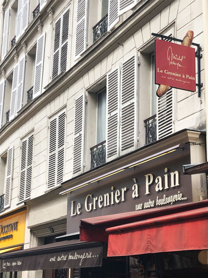 Le Grenier à Pain