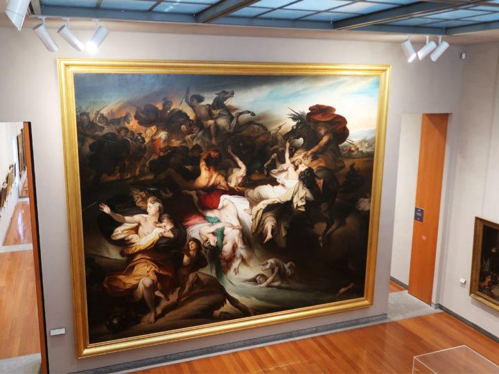 La défaite des Cimbres et des Teutons par Marius