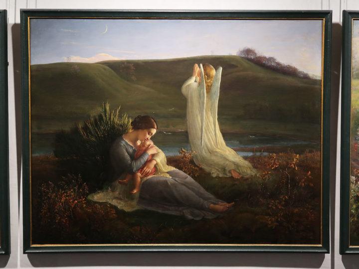 L'Ange et la mère
