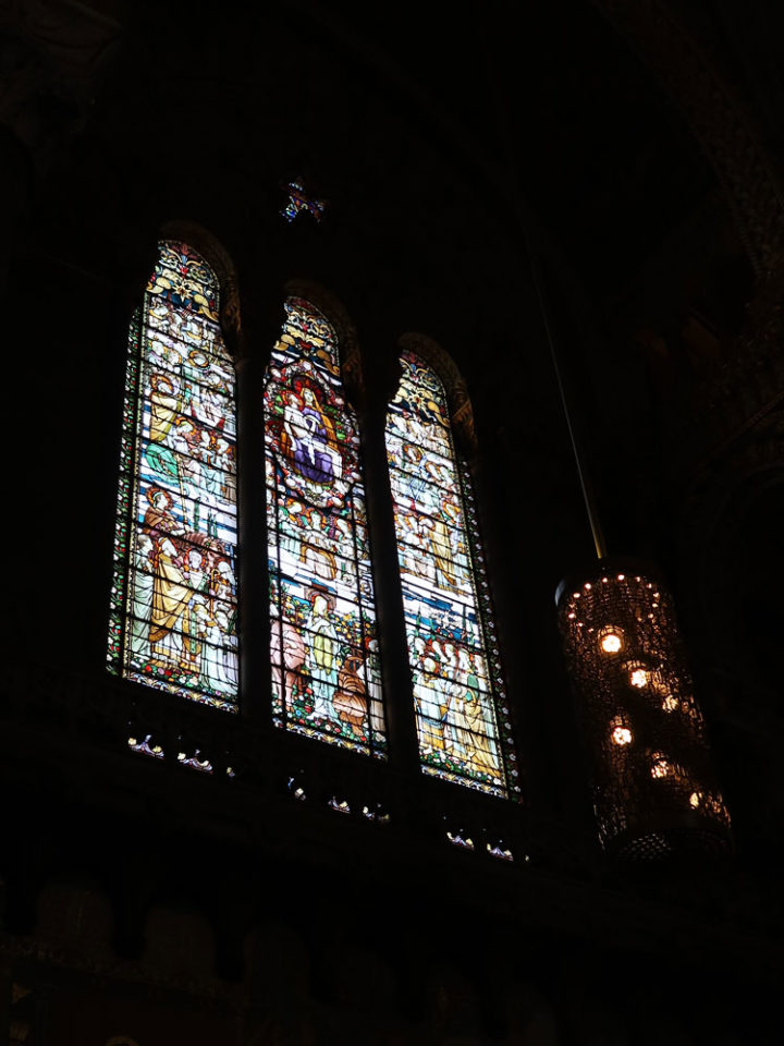ノートルダム大聖堂 リヨン