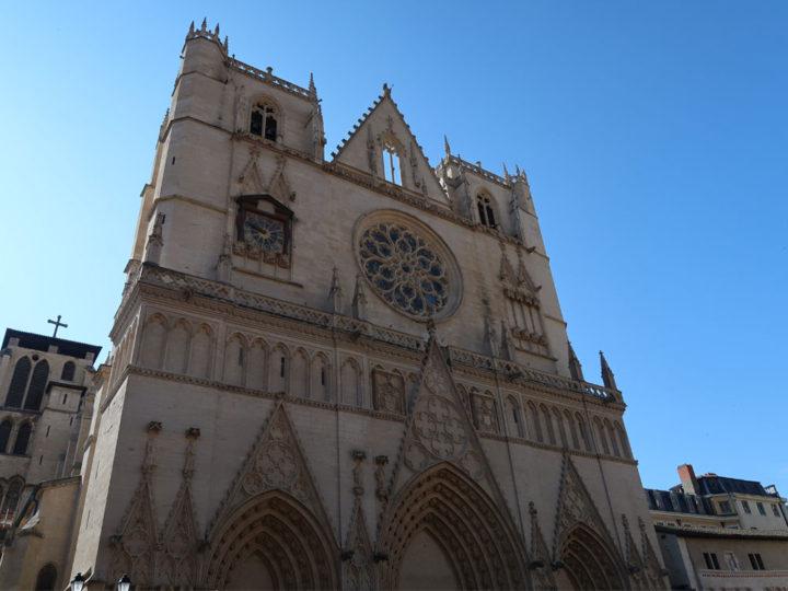リヨン・サンジャン大教会