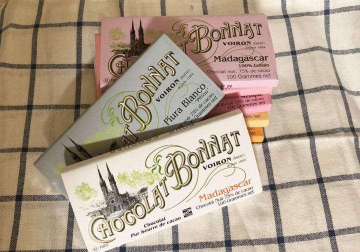 ショコラ・ボナ・パリ