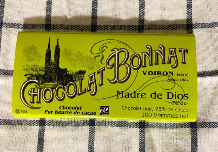 ショコラ・マドル・ドゥ・ディオス