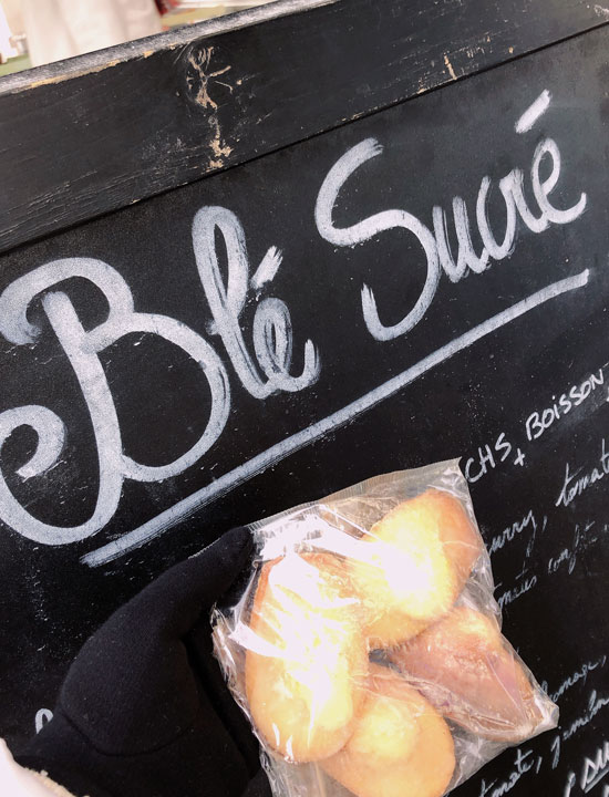 Blé Sucré