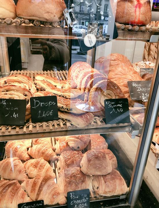 Boulangerie LEROY MONTI