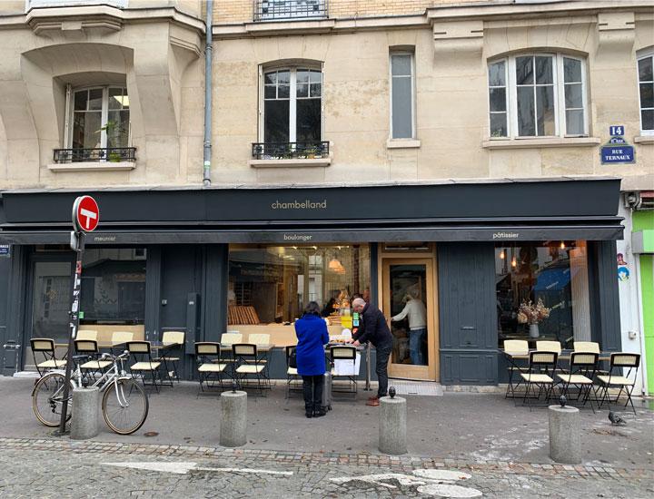 Boulangerie Chambelland Paris