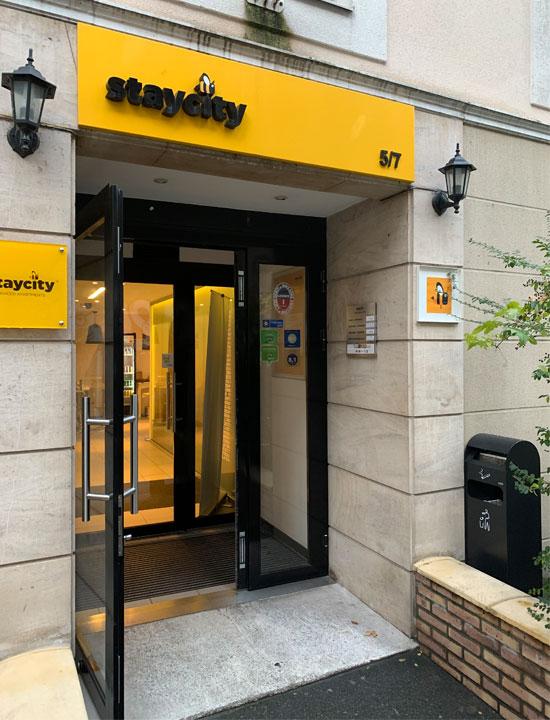 Staycity Appartement hôtel