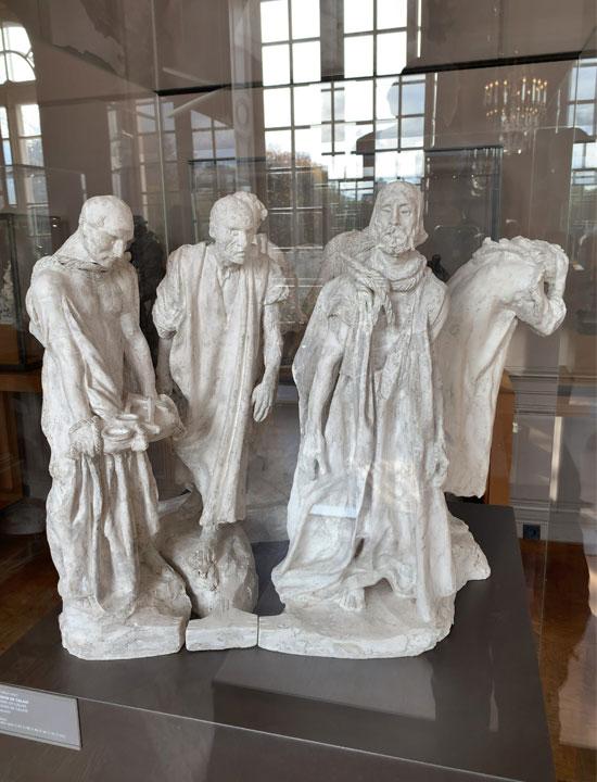 MONUMENT DES BOURGEOIS DE CALAIS