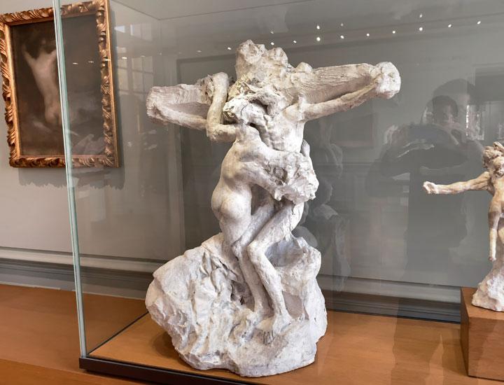 LE CHRIST ET LA MADELEINE