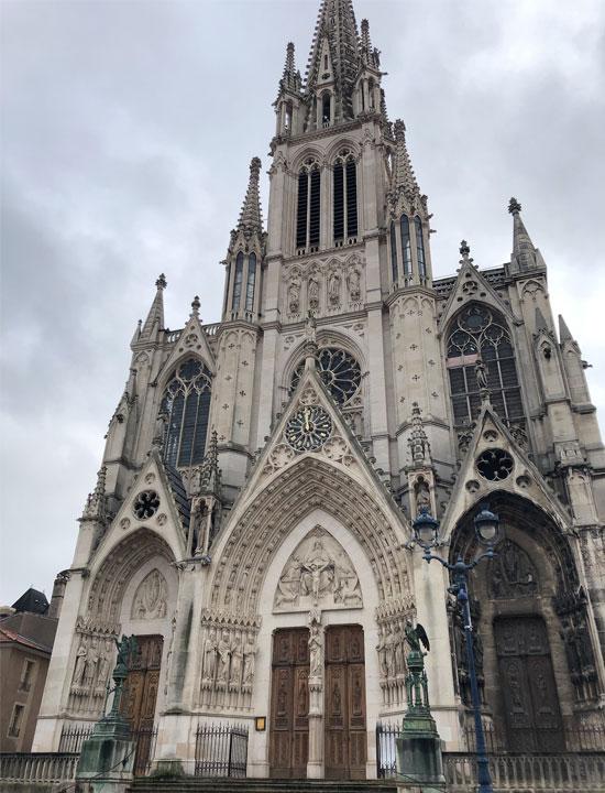 Basilica of Saint Epvre of Nancy