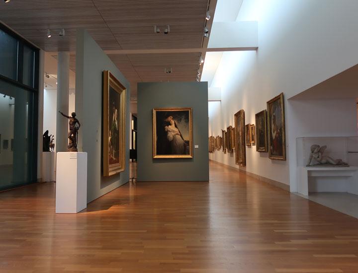 ナンシー美術館