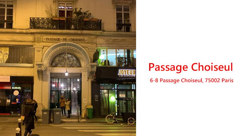 Passage Choiseul