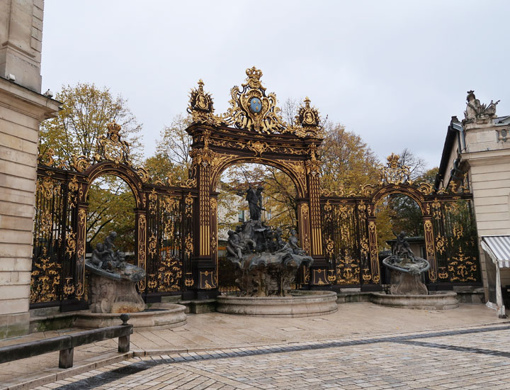 Fontaine de Neptune.