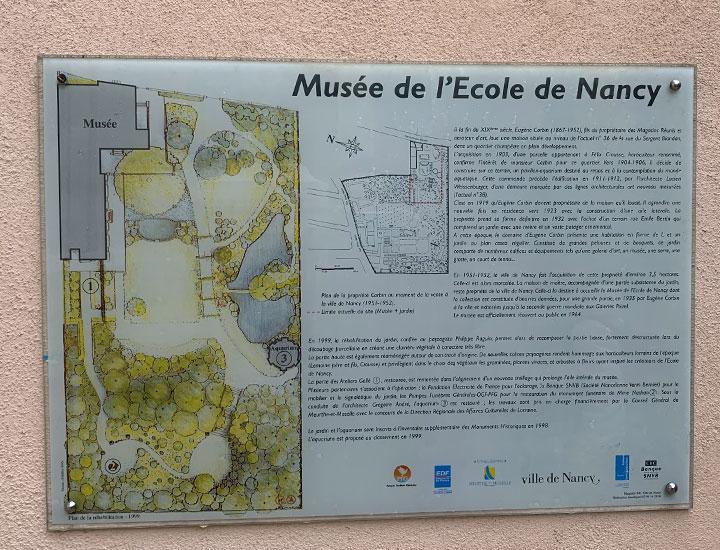 Musée de l'École de Nancy
