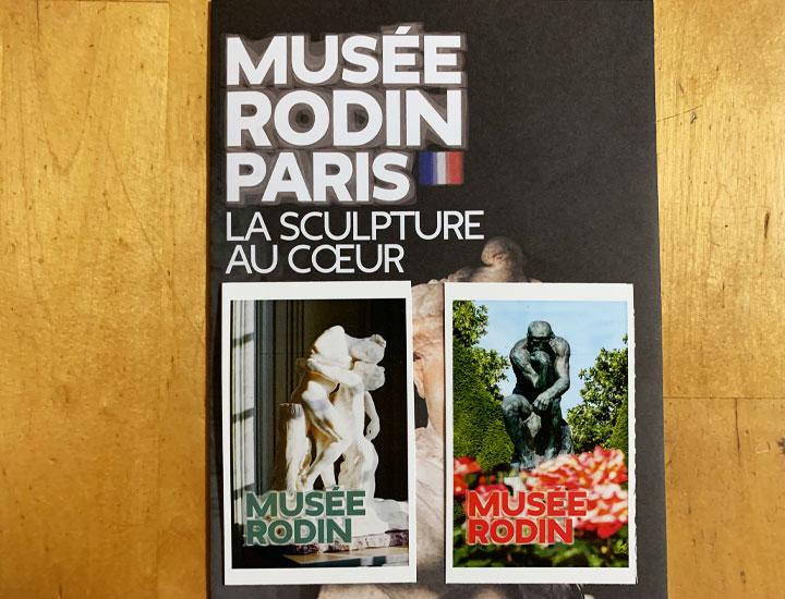 ロダン美術館 チケット