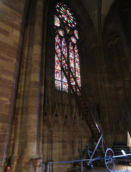 Cathédrale Notre Dame de Strasbourg