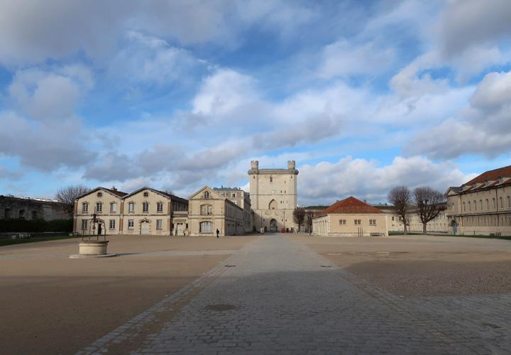 ヴァンセンヌ城