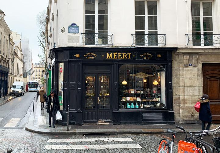 Méert Paris メール・パリ