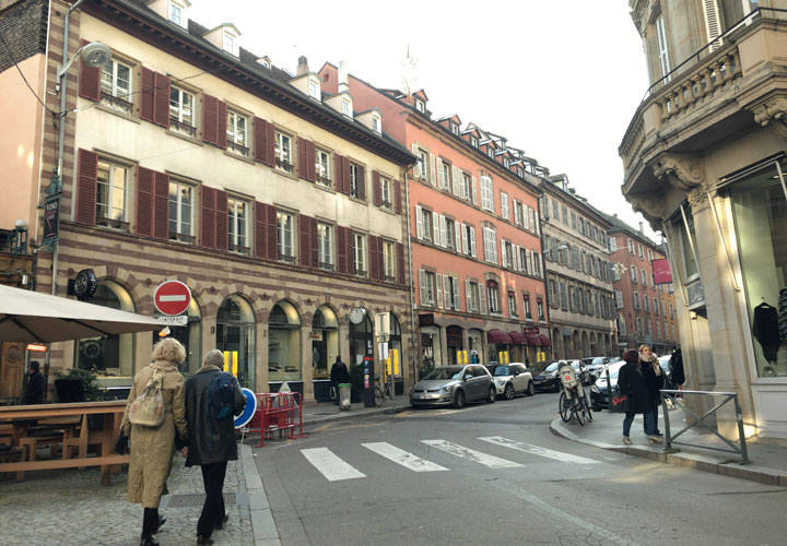 Rue du  Temple Neuf