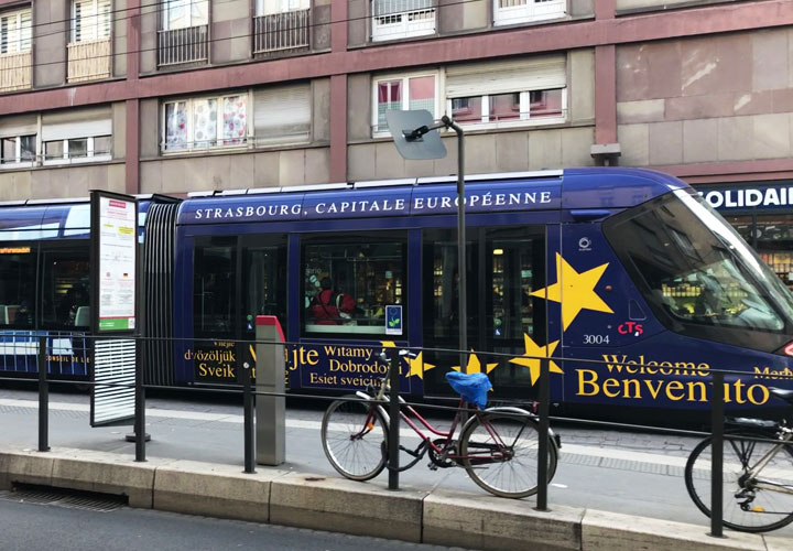 Compagnie des Transports Strasbourgeois