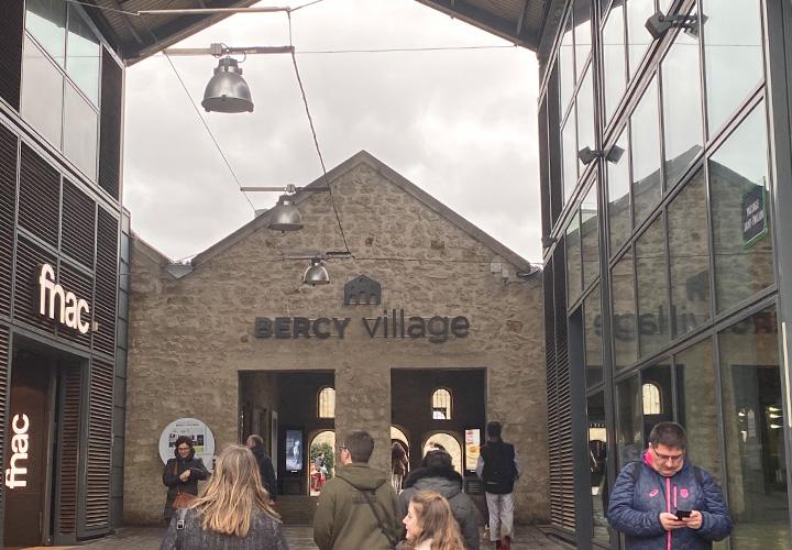 Bercy Village ベルシー・ビレッジ