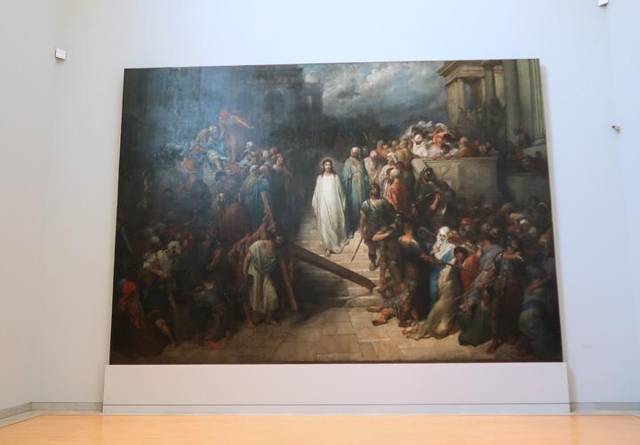 Le Christ quittant le prétoire