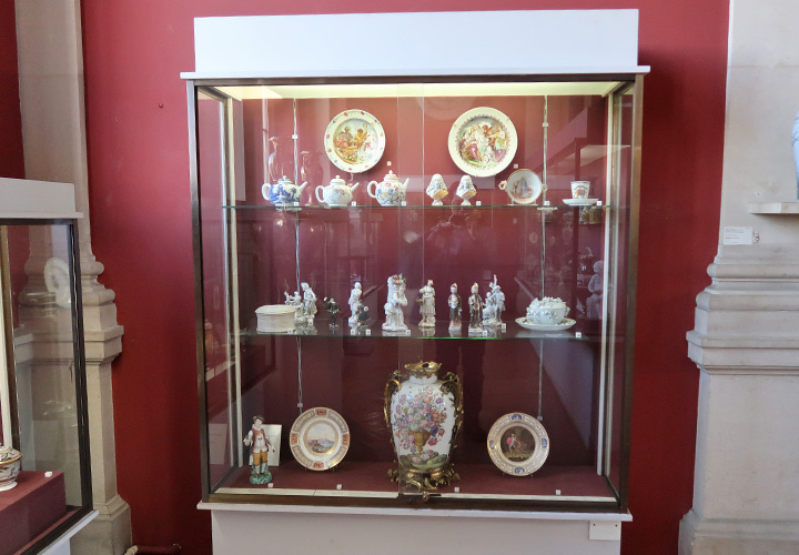 セーヴル陶磁器美術館