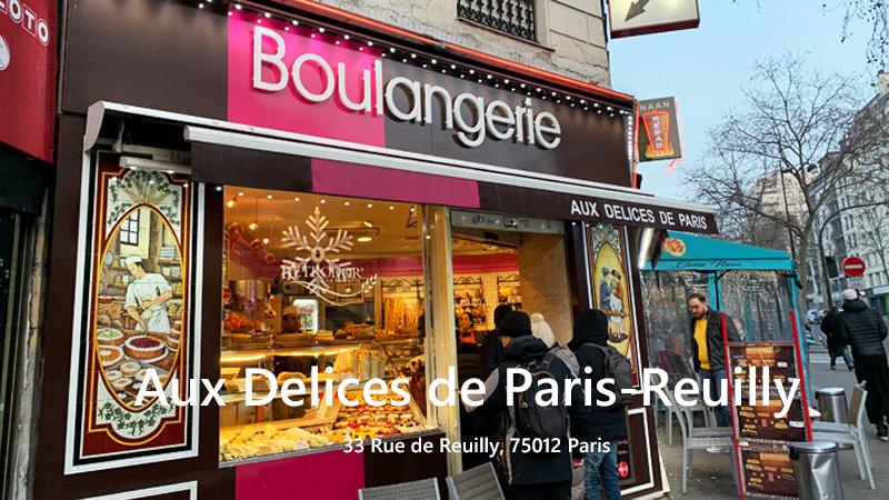 Aux Delices de Paris-Reuilly