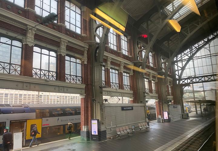 リール・フランドル駅
