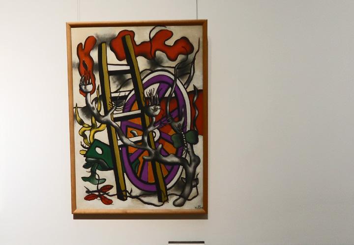 La papillon sur la roue (1948)