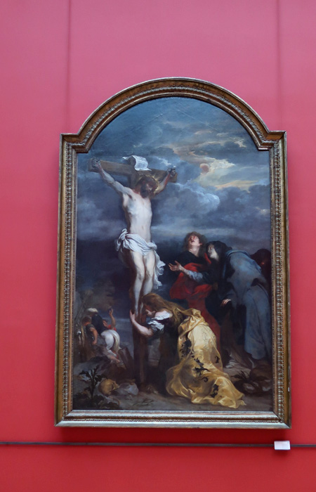 Le-Christ-en-Croix