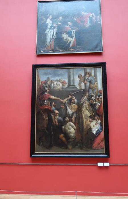 Saint Nicolas sauvant les captifs