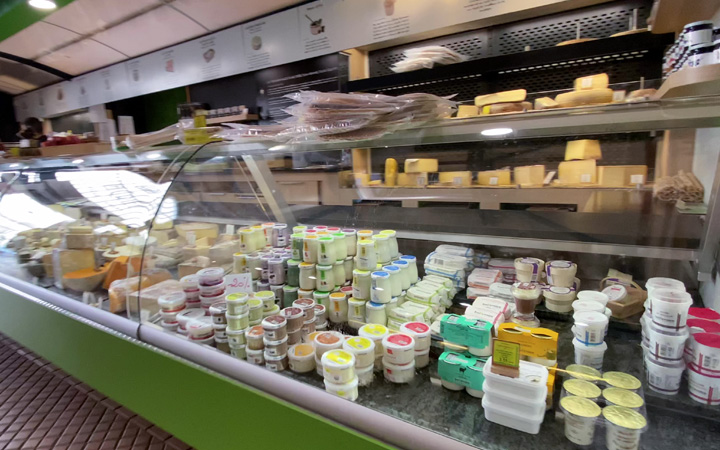 FROMAGERIE BEILLEVAIRE
