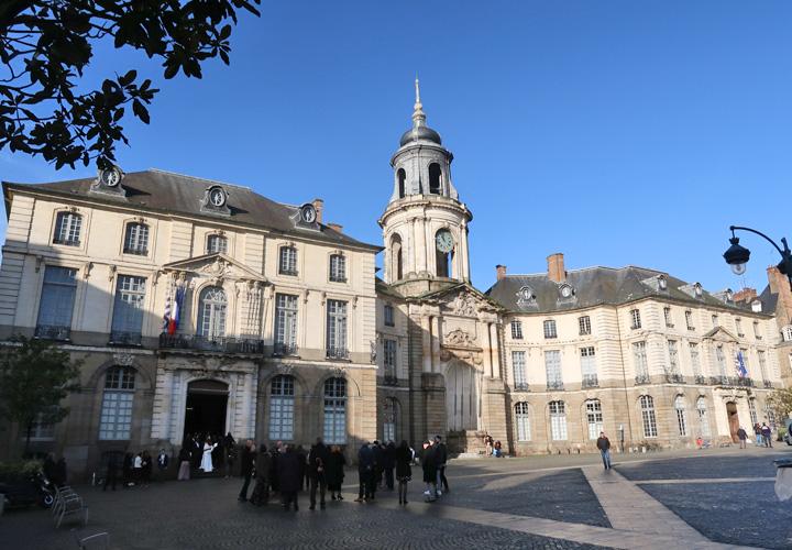 レンヌ市役所