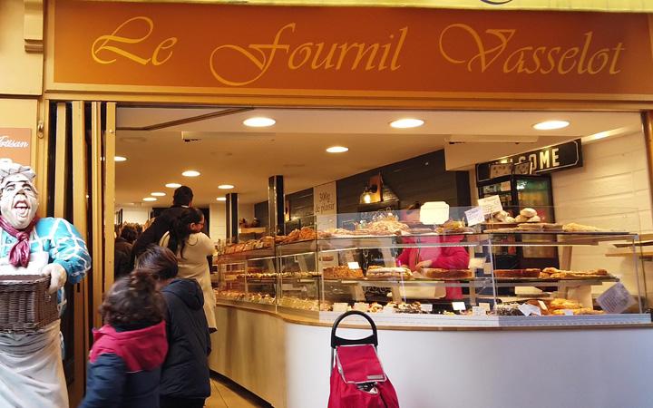 Le Fournil Vasselot
