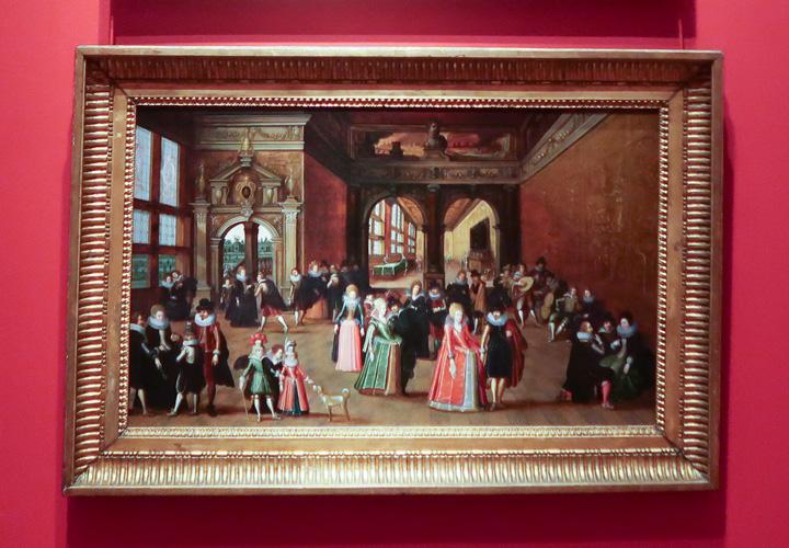 Bal sous Henri IV