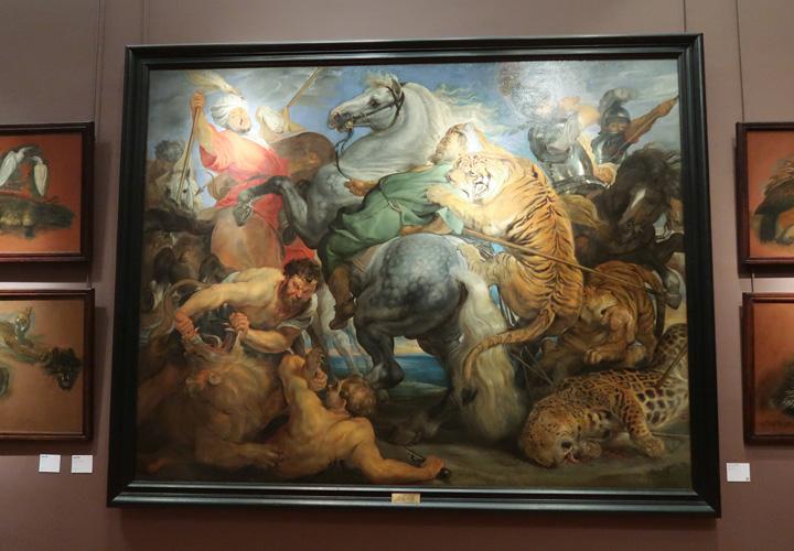 La Chasse au Tigre