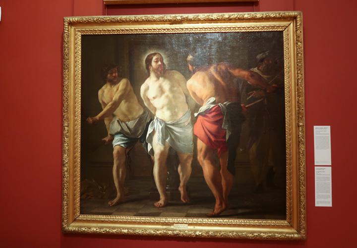La Flagelletion du Christ