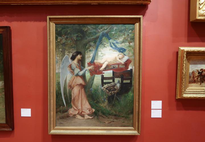 L'ange gardien 1881