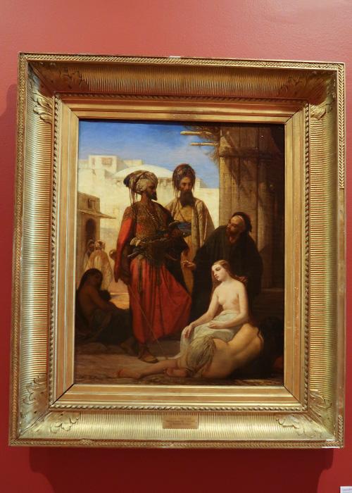 Le marchand d'esclaves (Asie Mineure)
