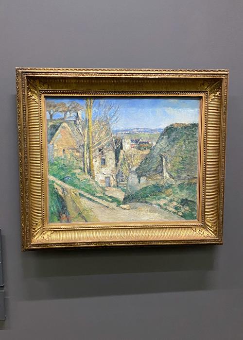 La maison du pendu, Auvers-sur-Oise