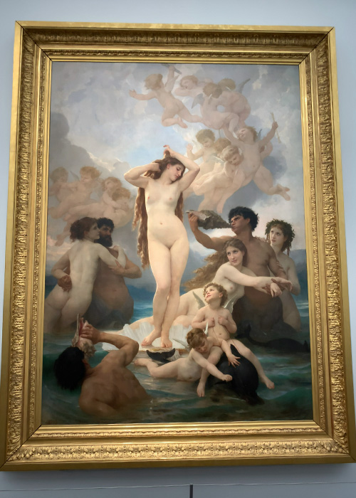 Naissance de Vénus