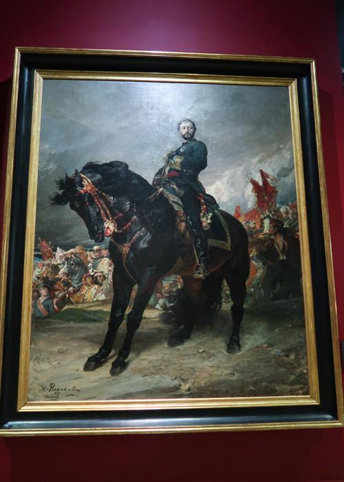 Juan Prim, 8 octobre 1868