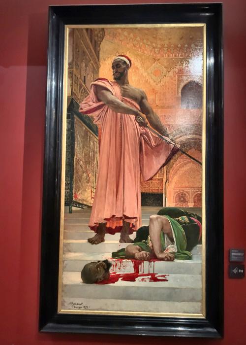 Exécution sans jugement sous les rois maures de Grenade