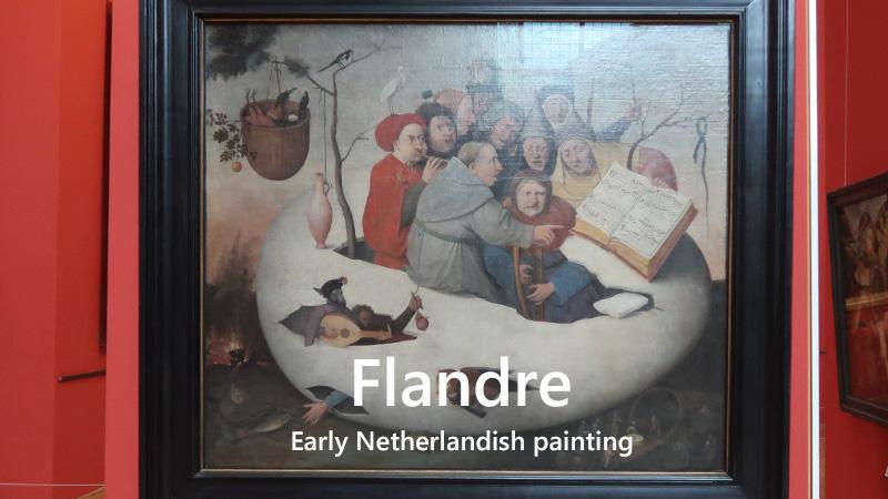 初期フランドル