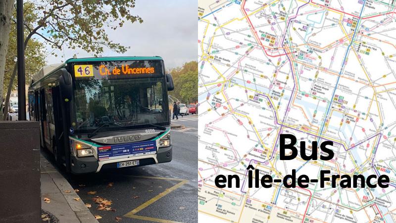 paris bus RATP line40 to line49
