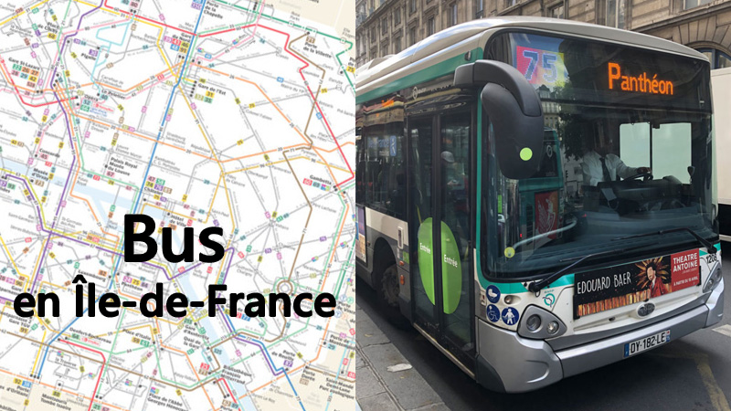 paris bus RATP line72